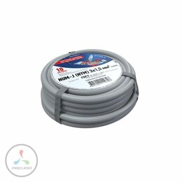 Кабели и провода - Кабель REXANT NUM-J (NYM) 3x1,5 мм 10 м., ГОСТ, 0