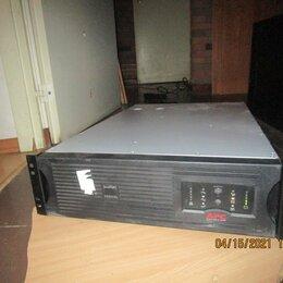 Источники бесперебойного питания, сетевые фильтры - Ибп APC Smart-UPS RT 3000 VA 230V surt3000XLI, 0