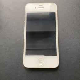 Мобильные телефоны - Телефон iPhone 4s на запчасти , 0