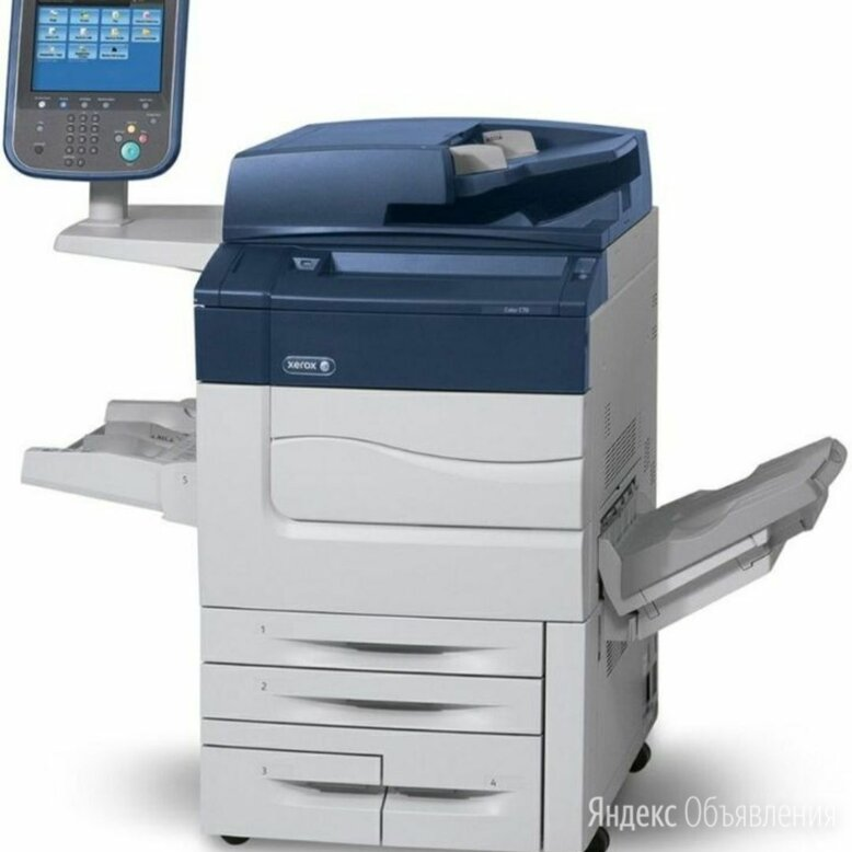МФУ  xerox color C60, пробег 66 тыс копий по цене 575000₽ - Принтеры и МФУ, фото 0