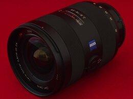 Объективы - Sony Carl Zeiss 16-35mm f/2.8 ZA SSM (гарантия,…, 0