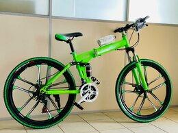 Велосипеды - Велосипед складной новый , 0