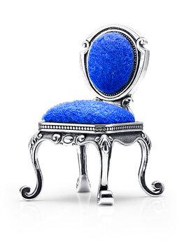 Шкатулки - Игольница «Двенадцатый стул», 0