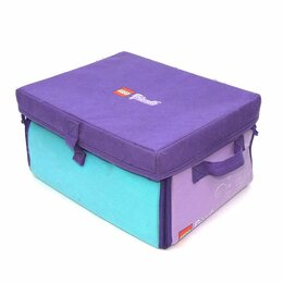 Хранение игрушек - Коробка-коврик lego Friends 30х25х20 см, 0