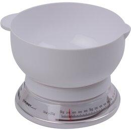 Кухонные весы - Весы кухонные First FA-6421 White, 0