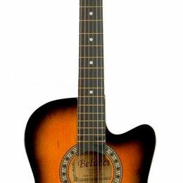Акустические и классические гитары - Гитара Belucci BC 3810 BS, 0