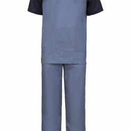 Одежда - Костюм медицинский модель 3 - Т Олимп мужской, 0