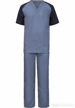 Костюм медицинский модель 3 - Т Олимп мужской по цене 1000₽ - Одежда, фото 0