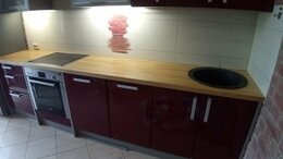 Мебель для кухни - Столешница на кухню из дерева, 0