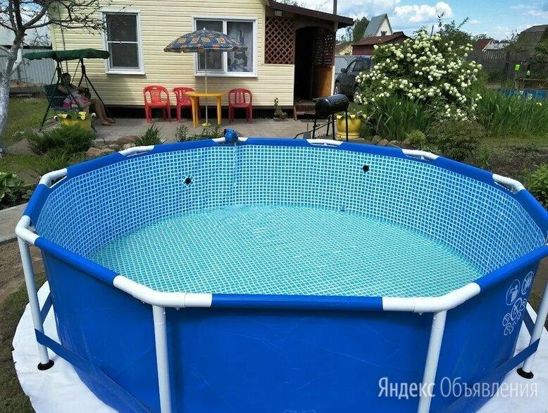 Каркасный бассейн по цене 7990₽ - Бассейны, фото 0