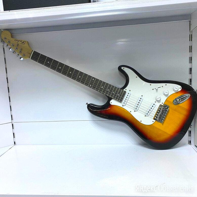Электрогитара Fabio ST100 SB по цене 8900₽ - Электрогитары и бас-гитары, фото 0