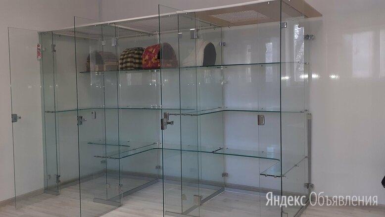 Клетка вольер стекло для кошек  по цене 200000₽ - Лежаки, домики, спальные места, фото 0