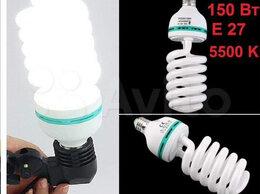 Лампочки - Лампа студийная 150W E27 5500K, 0