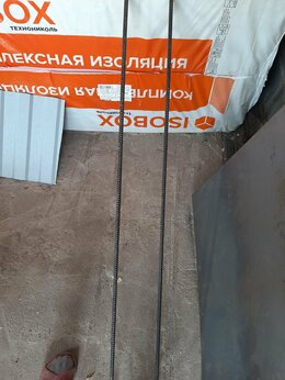 Металлопрокат - Арматура 6мм(хлысты 6м)метр 50рублей, 0