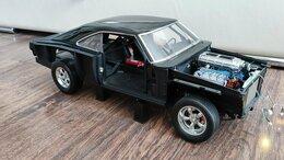 Сборные модели - Dodge Charger R/T от ДеАгостини, 0