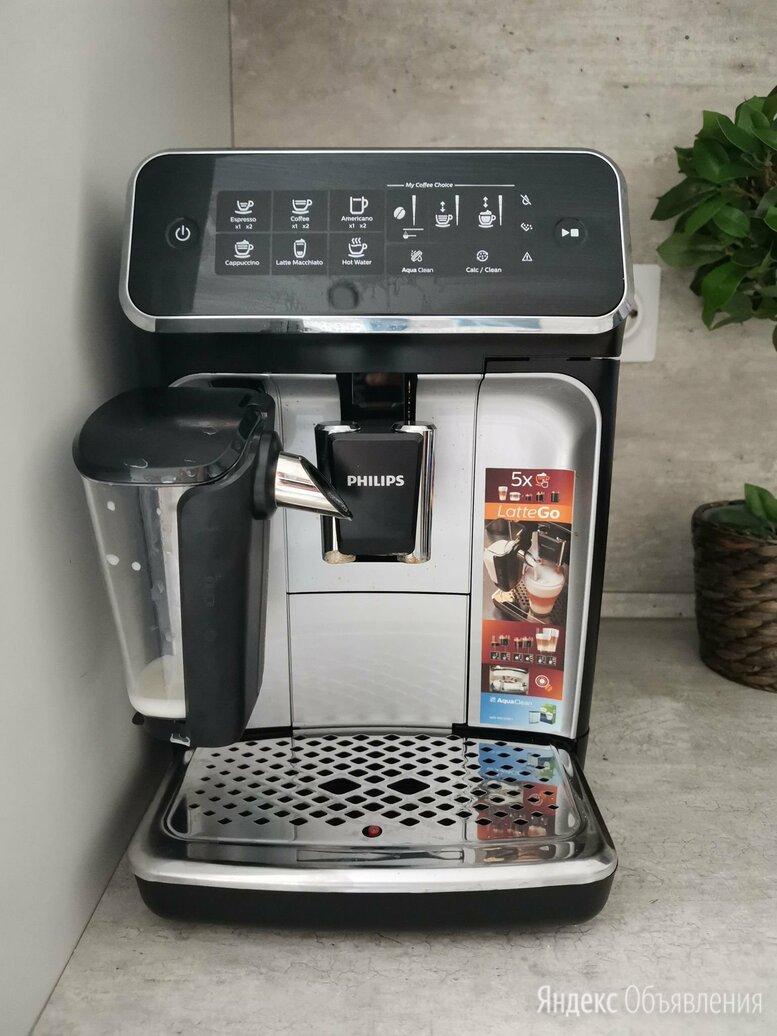 Кофемашина Philips EP3246/70 BK по цене 26000₽ - Кофеварки и кофемашины, фото 0