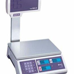 Весы - Торговые весы CAS ER JR-06CBU б.у. (007192), 0