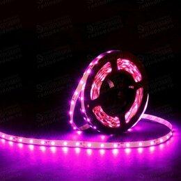 Светодиодные ленты - Светодиодная лента Розовая влагозащищённая 12 В,…, 0