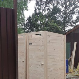 Биотуалеты - Туалет для дачи, 0