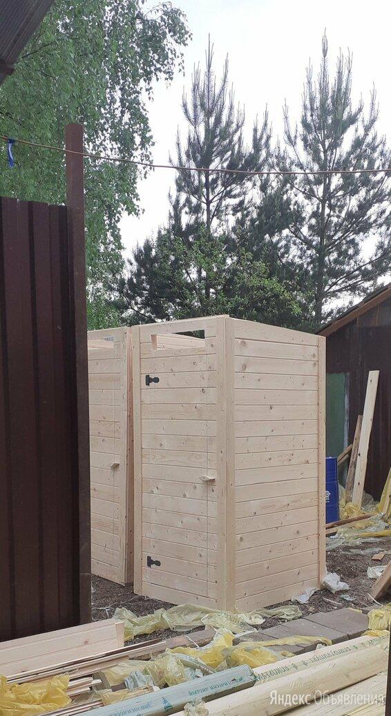 Туалет для дачи по цене 12500₽ - Биотуалеты, фото 0
