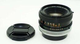 Объективы - Объектив Canon Lens FD 1:1,8 50mm S.C., 0