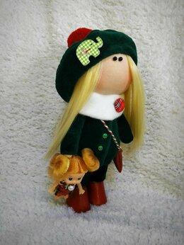 Куклы и пупсы - Куколка-брелок, 0