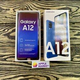 GPS-трекеры - Samsung Galaxy A12 SM-A125F 4/64 Blue (синий), 0