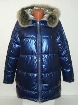 Куртки - Куртка «TAYISHE». Новая. Зима. М 44-46., 0