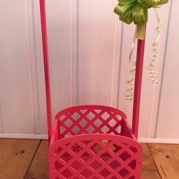 Подарочная упаковка - Деревянный ящик для цветов, 0
