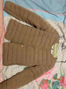 Куртки - Куртка для девушки+блузка в подарок, 0