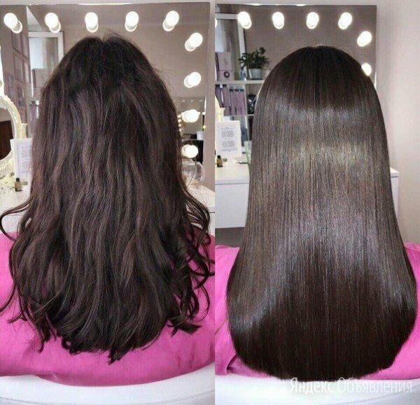 Кератиновое выпрямление ботокс волос нано пластика - Спорт, красота и здоровье, фото 0