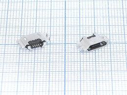 Зарядные устройства и адаптеры - Разъем Micro USB для Sony Xperia S LT26i LT28i, 0