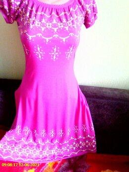 Платья - платье трикотажное, 0