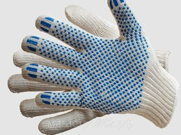 Средства индивидуальной защиты - Строительные перчатки, 0