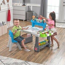 Развивающие игрушки - Детский центр DELUXE CREATIVE PROJECTS ART DESK, 0