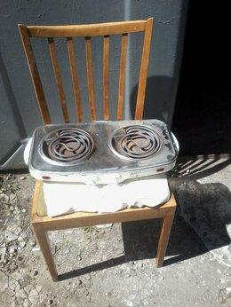 Плиты и варочные панели - Электро плитка на две конфорки, 0