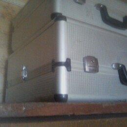 Чемоданы и аксессуары к ним - 2 чемодана zepter б/у, 0