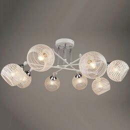 Люстры и потолочные светильники - Потолочная люстра Wink N3857/8, 0