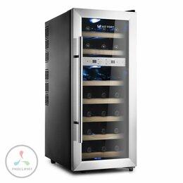 Винные шкафы - Винный шкаф Kitfort КТ-2406, 0