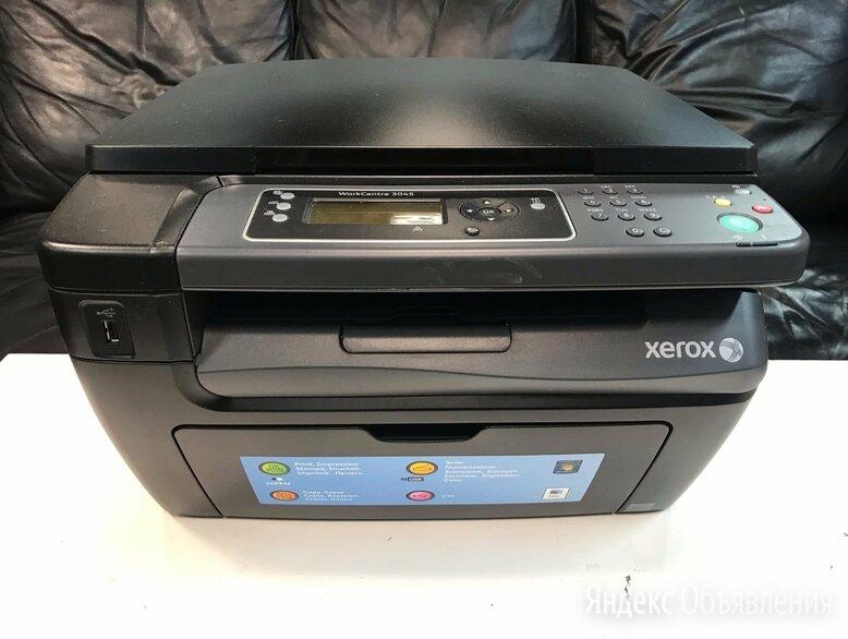 МФУ лазерный 3 в 1, принтер, сканер, копир Xerox 3045  по цене 6500₽ - Принтеры и МФУ, фото 0