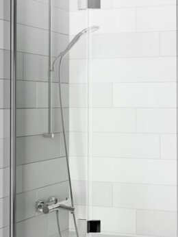 Шторы и карнизы - Шторка для ванны Riho NOVIK Z500 UNIVERSAL…, 0