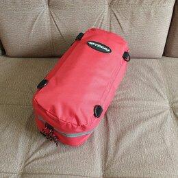 Велосумки - Новая Велосумка на багажник красная, 0