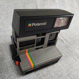 Фотоаппараты моментальной печати - Фотоаппарат пленочный Polaroid 635., 0