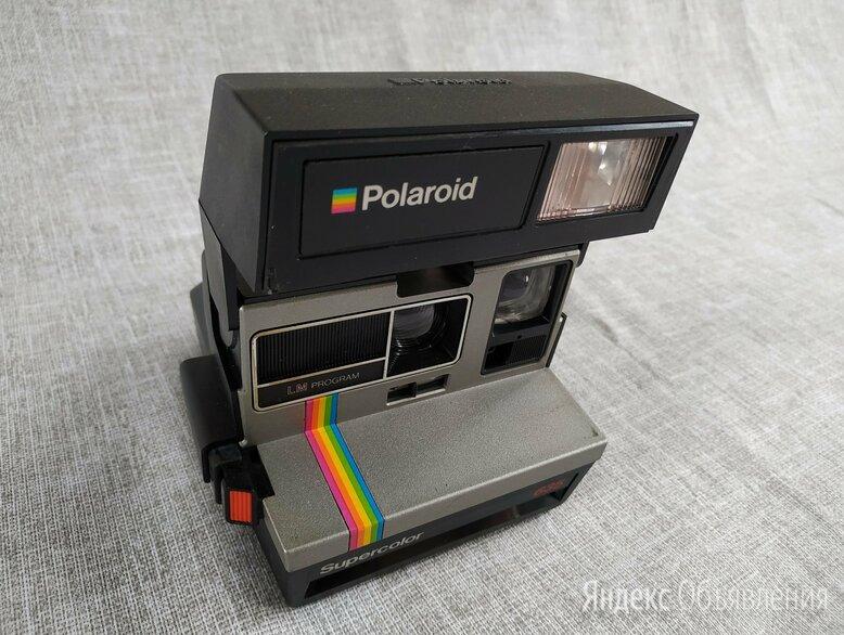 Фотоаппарат пленочный Polaroid 635. по цене 2000₽ - Фотоаппараты моментальной печати, фото 0