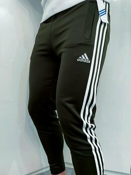 Брюки - Спортивные штаны Adidas хаки , 0