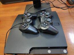Игровые приставки - Sony Playstation 3 Slim на 320gb,Прошита, 0