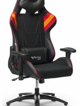 Компьютерные кресла - Кресло игровое VIKING 4 AERO RED, 0