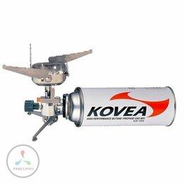 Туристические горелки и плитки - Горелка газовая Kovea TKB-9901 Maximum Stove, 0