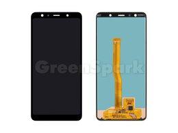 Дисплеи и тачскрины - Дисплей для Samsung A750 Galaxy A7 (2018) +…, 0