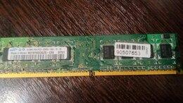 Модули памяти - Samsung DDR2 2Gb PC6400, 0